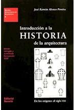 Papel INTRODUCCION A LA HISTORIA DE LA ARQUITECTURA