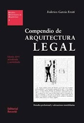Libro Compendio De Arquitectura Legal