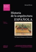 Libro Historia De La Arquitectura Española