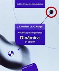 Libro Mecanica Para Ingenieros Dinamica  ( Tomo 2 )