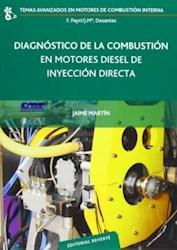 Libro Diagnostico De La Combustion En Motores Diesel De Inyeccion Directa