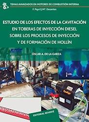 Libro Estudio De Los Efectos De La Cavitacion En Toberas De Inyeccion Diesel