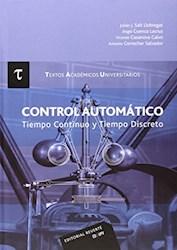 Libro Control Automatico