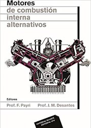 Libro Motores De Combustion Interna Alternativos