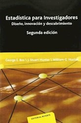 Libro Estadistica Para Investigadores