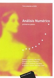 Libro Analisis Numerico  Primeros Pasos