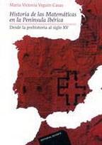 Libro Historia De Las Matematicas En La Peninsula Iberica