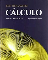 Libro Ii. Calculo  Varias Variables
