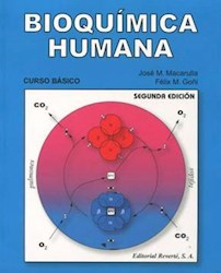 Libro Bioquimica Humana : Curso Basico