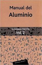 Libro Manual Del Aluminio ( Vol.2 )