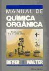 Libro Manual De Quimica Organica