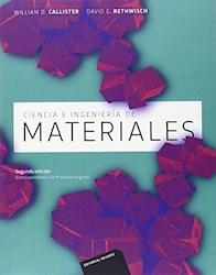 Libro Ciencia E Ingenieria De Materiales