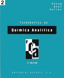 Libro Fundamentos De Quimica Analitica ( Tomo 2 )