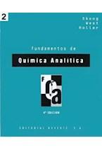 Papel 2. FUNDAMENTOS DE QUIMICA ANALITICA