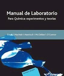 Papel Manual De Laboratorio Para Quimica