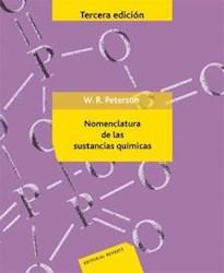 Libro Nomenclatura De Las Sustancias Quimicas