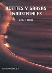 Libro Aceites Y Grasas Industriales