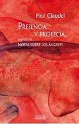 Papel PRESENCIA Y PROFECIA