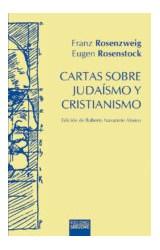 Papel CARTAS SOBRE JUDAISMO Y CRISTIANISMO