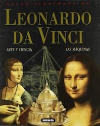 Papel Atlas Ilustrado De Leonardo Da Vinci Oferta