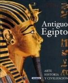 Libro Atlas Ilustrado Del Antiguo Egipto