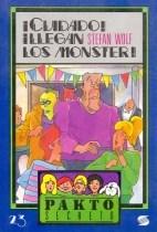 Papel Cuidado Llegan Los Monster Td