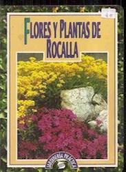 Papel Flores Y Plantas De Rocalla