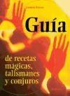 Papel Guia De Recetas Magicas, Talismanes Y Conjur