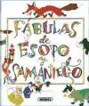 Papel Fabulas De Esopo Y Samanuego