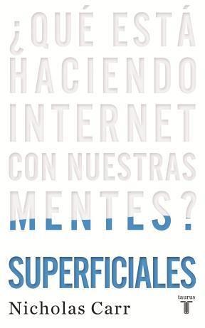 E-book Superficiales