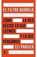 Papel FILTRO BURBUJA COMO LA RED DECIDE LO QUE LEEMOS  Y LO QUE PENSAMOS