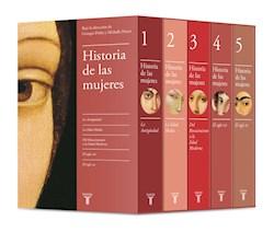 Libro Historia De Las Mujeres ( Edicion Estuche 5 Tomos )