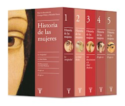 Papel Historia De Las Mujeres Estuche