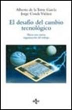 Libro El Desafio Del Cambio Tecnologico