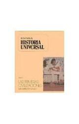 Papel Historia universal. Tomo I