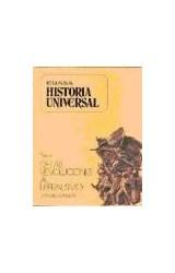Papel Historia universal. Tomo X
