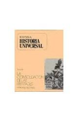 Papel Historia universal. Tomo XII