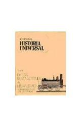 Papel Historia universal. Tomo XI