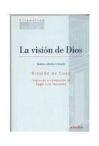 Papel LA VISION DE DIOS,