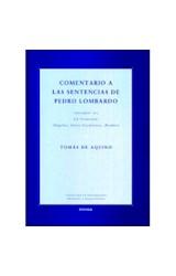 Papel COMENTARIO A LAS SENTENCIAS DE PEDRO LOMBARDO