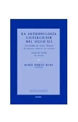 Papel LA ANTROPOLOGIA CISTERCIENSE DEL SIGLO XII