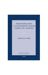 Papel PARTICIPACION Y CAUSALIDAD SEGUN TOMAS DE AQUINO