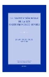 Papel GRAVITACION MORAL DE LA LEY SEGUN FRANCISCO SUAREZ
