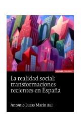Papel La realidad social