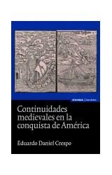 Papel CONTINUIDADES MEDIEVALES EN LA CONQUISTA DE AMERICA