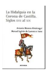 Papel LA HIDALGUIA EN LA CORONA DE CASTILLA