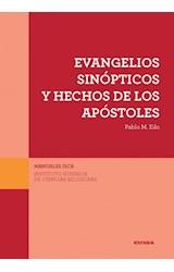 Papel EVANGELIOS SINOPTICOS Y HECHOS DE LOS APOSTOLES