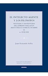 Papel INTELECTO AGENTE Y LOS FILOSOFOSVOL.III SS.XVIII-XXI