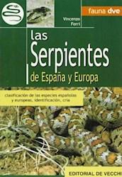 Libro Las Serpientes / España Y Demas Paises De Europa