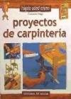 Papel Proyectos De Carpinteria